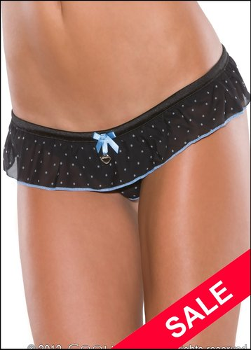 Panty ouvert Coquette