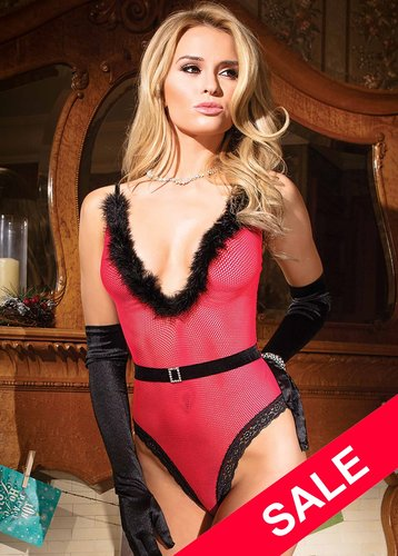 Teddy Coquette Holiday