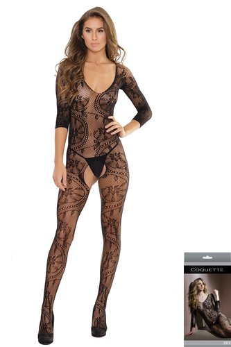 Body Stocking ouvert Coquette
